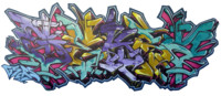 Graffiti Wall #10