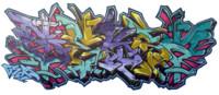 Graffiti Wall #10