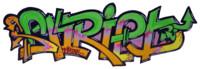 Graffiti Wall #3