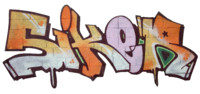 Graffiti Wall #5