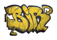 Graffiti Wall #7