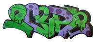 Graffiti Wall #8