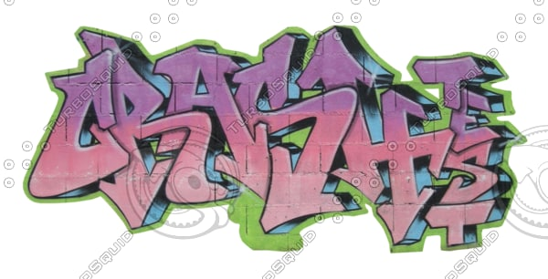 Graffiti Wall Alpha Texture (9).png