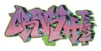 Graffiti Wall #9