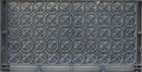Ornamental Metal Panel