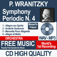 P. WRANITZKY - Symphony Periodic N. 4