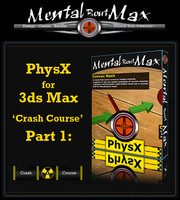 PhysX for 3ds Max Crash Course Part 1