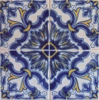 Portuguese Tiles 06
