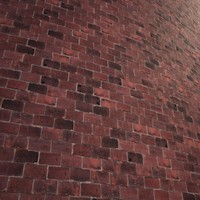 HQ Textures - Ewerk Bricks New Black (with Vray shader and Max Scene)
