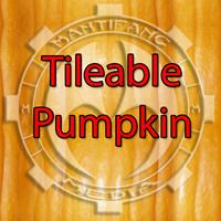 Pumpkin Texture Tile