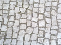 Irregular Stone Sidewalk 02