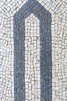 Mosaic Tile Sidewalk 14
