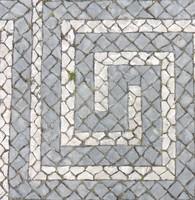Mosaic Tile Sidewalk 16