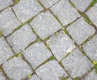 Cobblestone Sidewalk 20