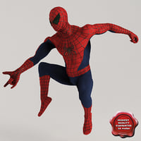 Spiderman Pose2