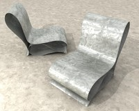 chair steel max
