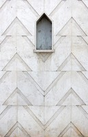 Stone Wall with Window 07
