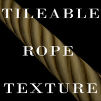 Tileable Rope Texture