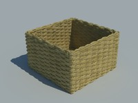 High-res wicker displacement textures