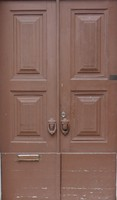 Wooden Double Door 02