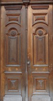 Wooden Double Door 04