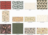 All Seamless Wallpaper - Fabric  textures (91 JPEGS)