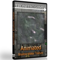 Animated Shallow Water Texture 6