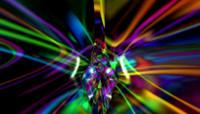 Visual Art Fly Trough