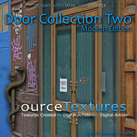 Door Collection Two - Modern Edition