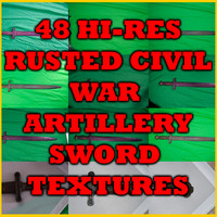 Civil War Artillery Sword