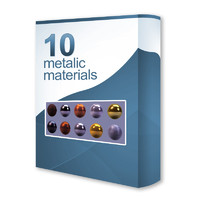 10 Heavy Metals for Maya