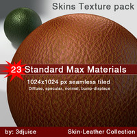 Skins Leather Texure Collecion