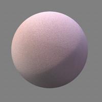 Maya White Foam Rubber
