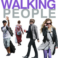 Walking people collection