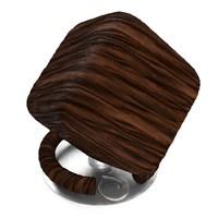 Palisander wood