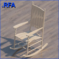 Revit chair 05