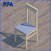 Revit chair 03