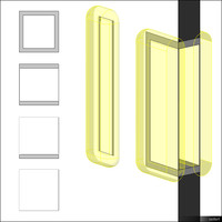 Lamp Wall Recessed 00274se
