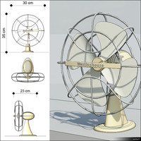 Table Fan 00283se