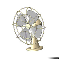 Table Fan 00284se