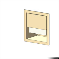 Toilet Roll Holder Recessed 00518se
