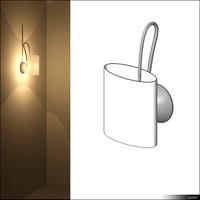 Lamp Wall 00544se