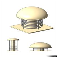 Roof Fan 01038se