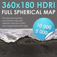 HDRI Spherical Map [P031a]