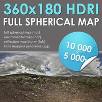 HDRI Spherical Map [P035a]