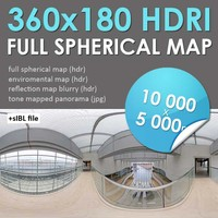 HDRI Map Copenhagen [P040]