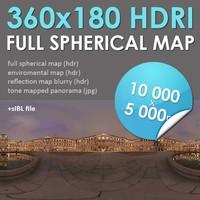 HDRI Map Paris [P043]