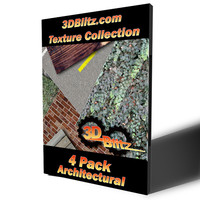 Architectural 4 Pack 003