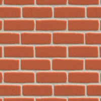Brick wall (High resolution)