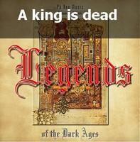 A king is dead